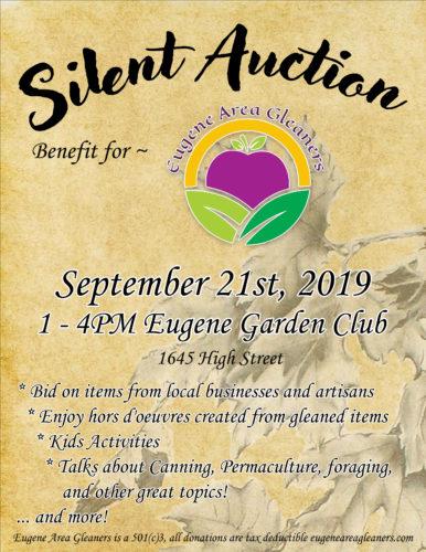 EAG Silent Auction!
